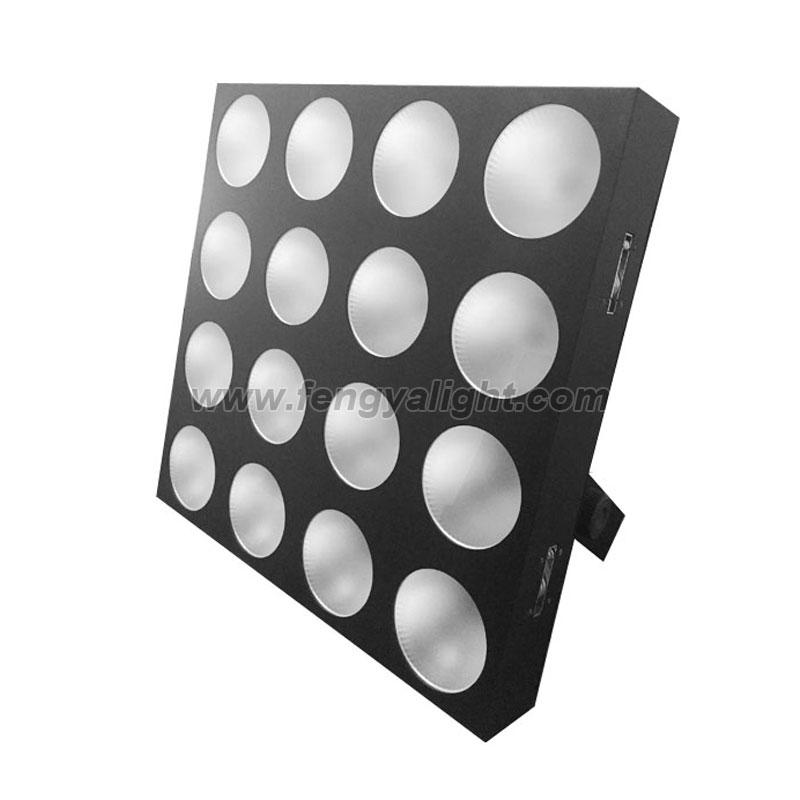 16x10W RGB 3 IN 1 Professional led matrix light