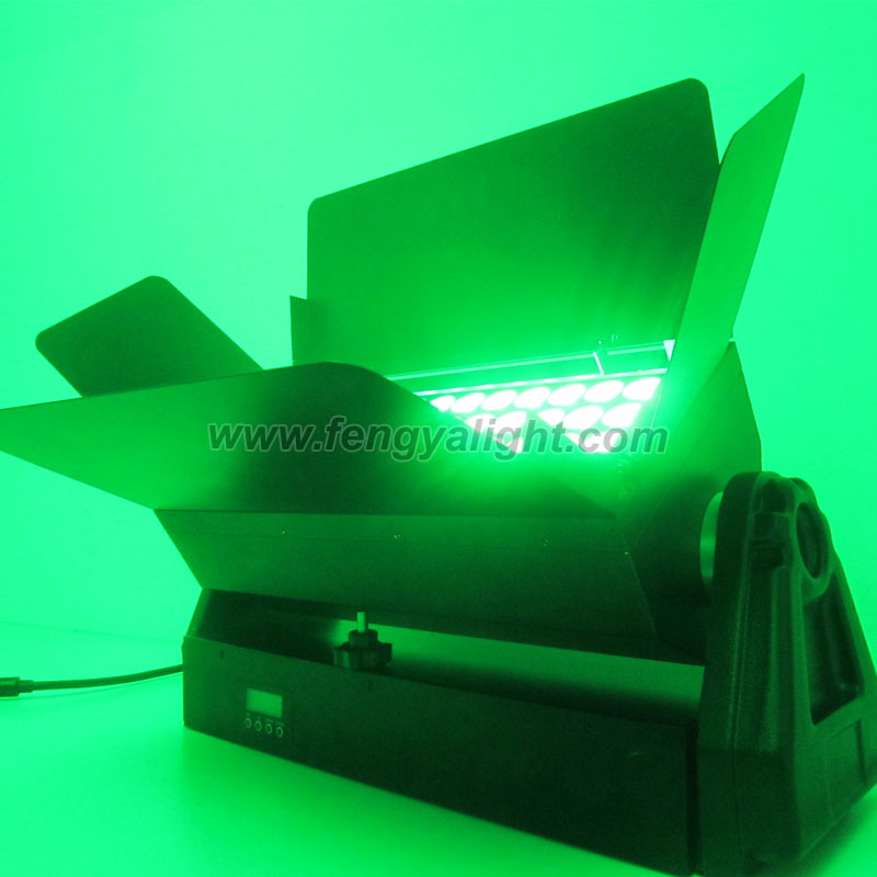 48*15W RGBWA 5in1 LED City Color Outdoor Lighting