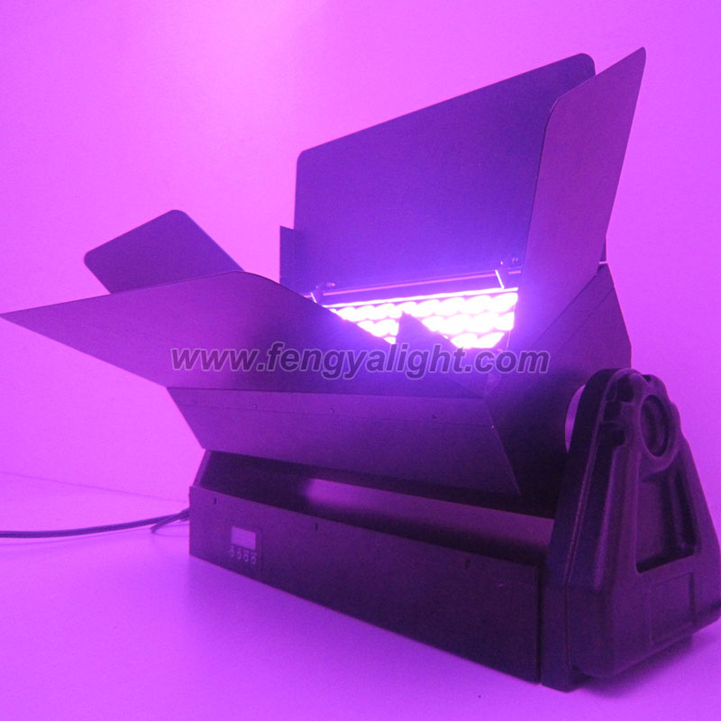 48*10W RGBW 4in1 LED City Color Outdoor Lighting