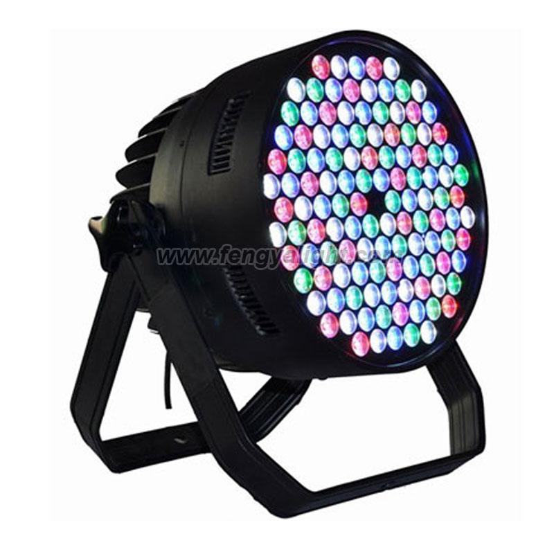 120X3W RGBW led par can stage light
