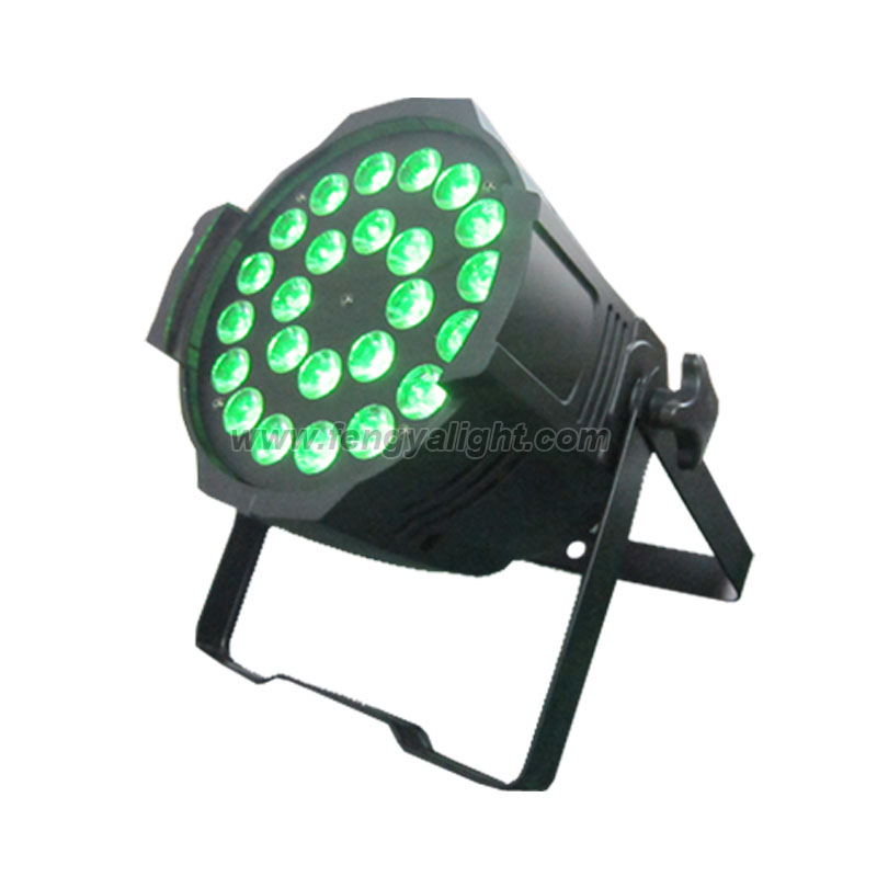24X15W RGBWA 5 IN 1 LED par can