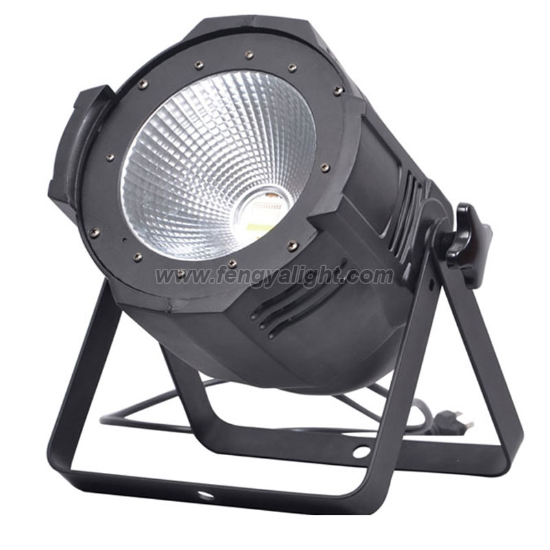 200w rgbwa uv 6in1 cob led par 64 can