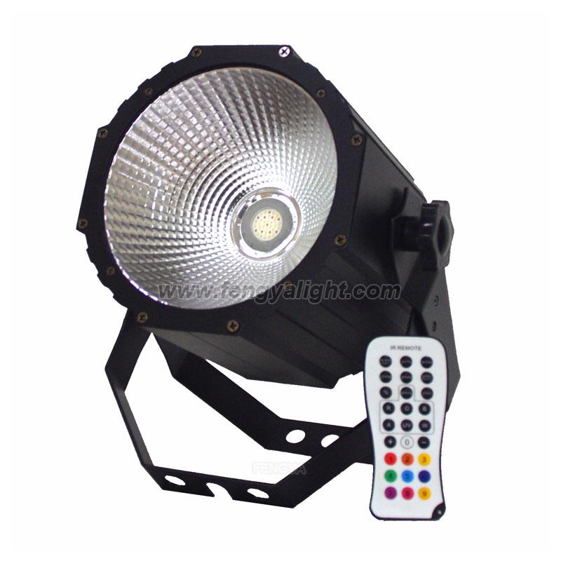 80w rgbw 4in1 COB LED par can