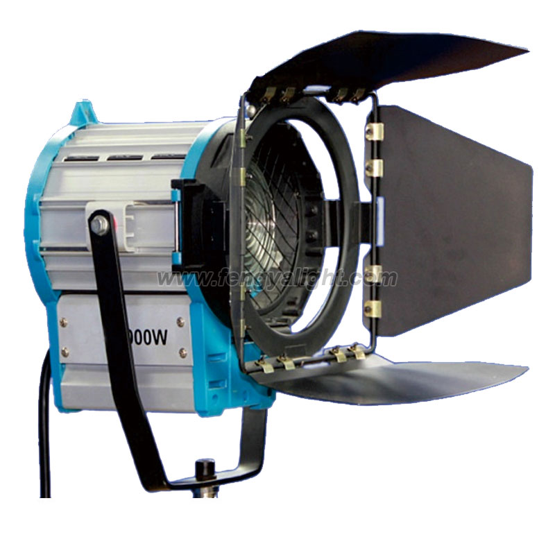 As Arri 1000watt Fresnel Spotlight Video Studio lighting