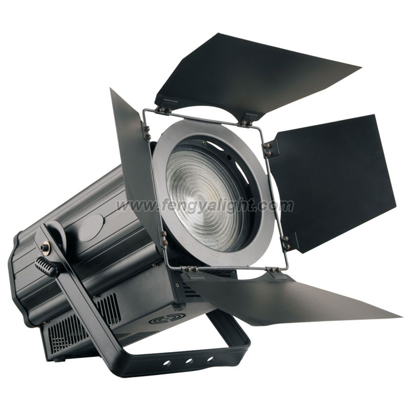 Daylight 300w zoom LED Fresnel Light for studio