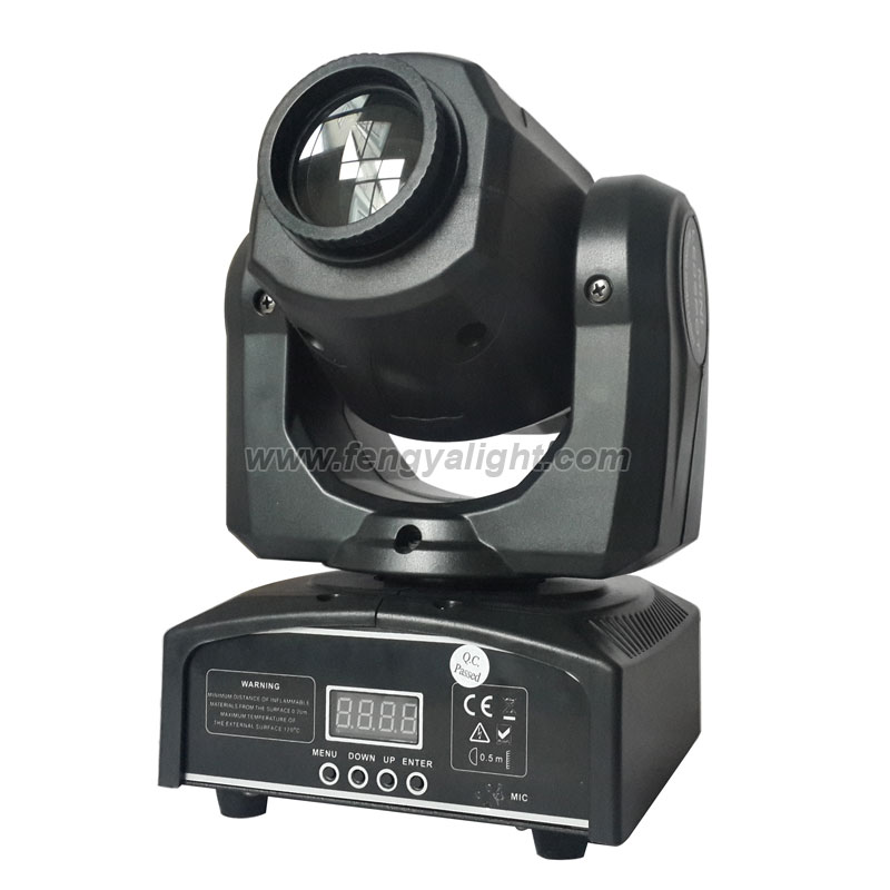 60w/30w/10w mini led spot moving head light
