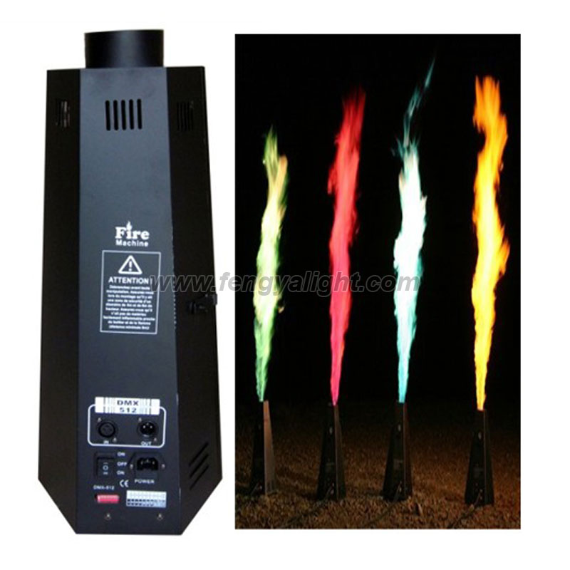 1.5-3M Height flame fire spray stage effect machine(LPG)