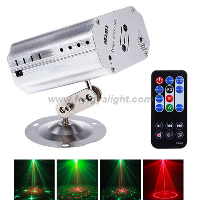 150mw RG cheap mini party laser light