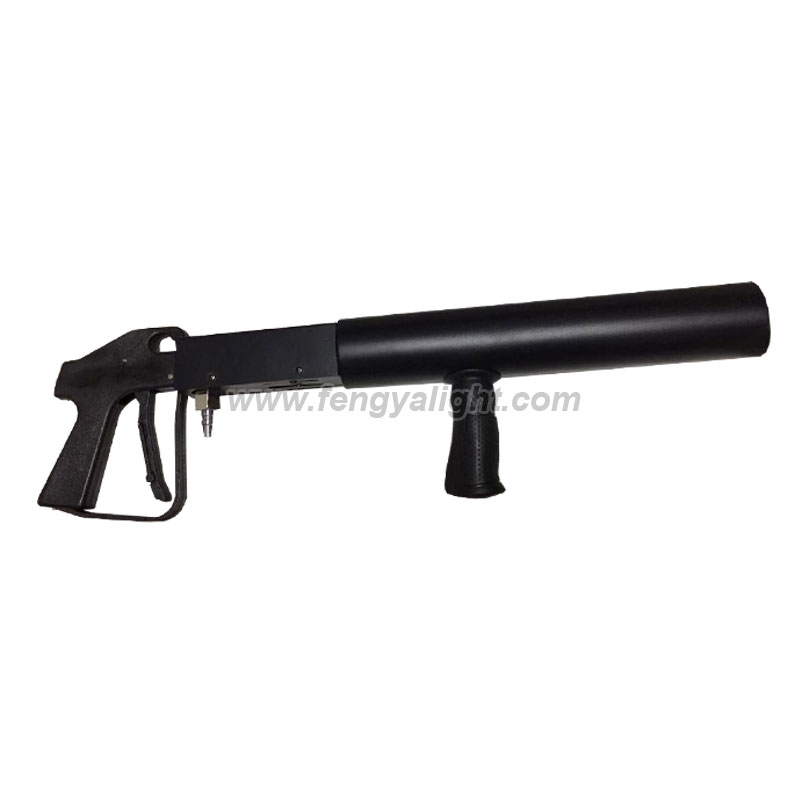 Stage effect hand hold co2 jet gun