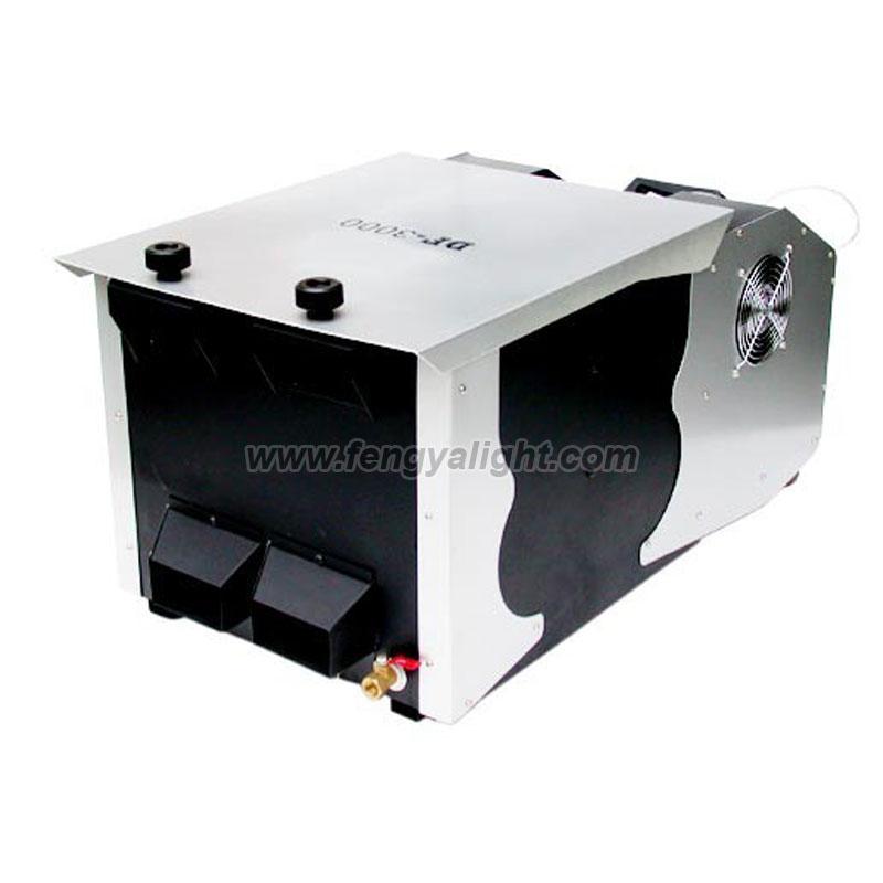 3000w low fog machine / stage effect smoke machine