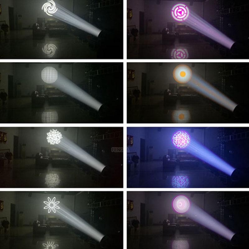 350w 17r beam spot washer moving head light