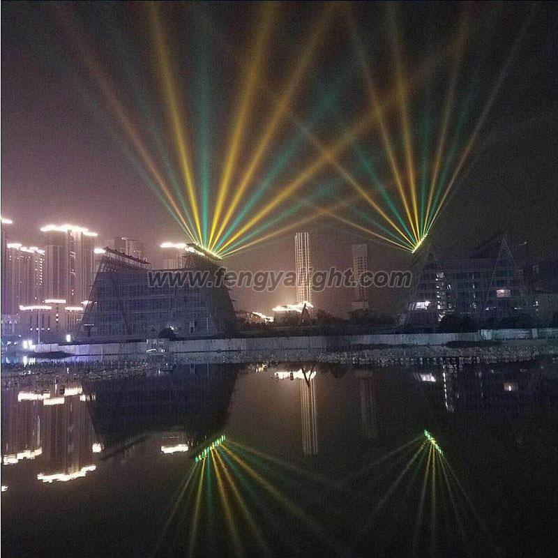 17r 350w outdoor waterproof beam moving head light