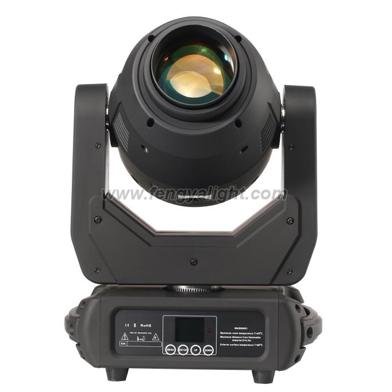 250w zoom led spot beam washer moving head light