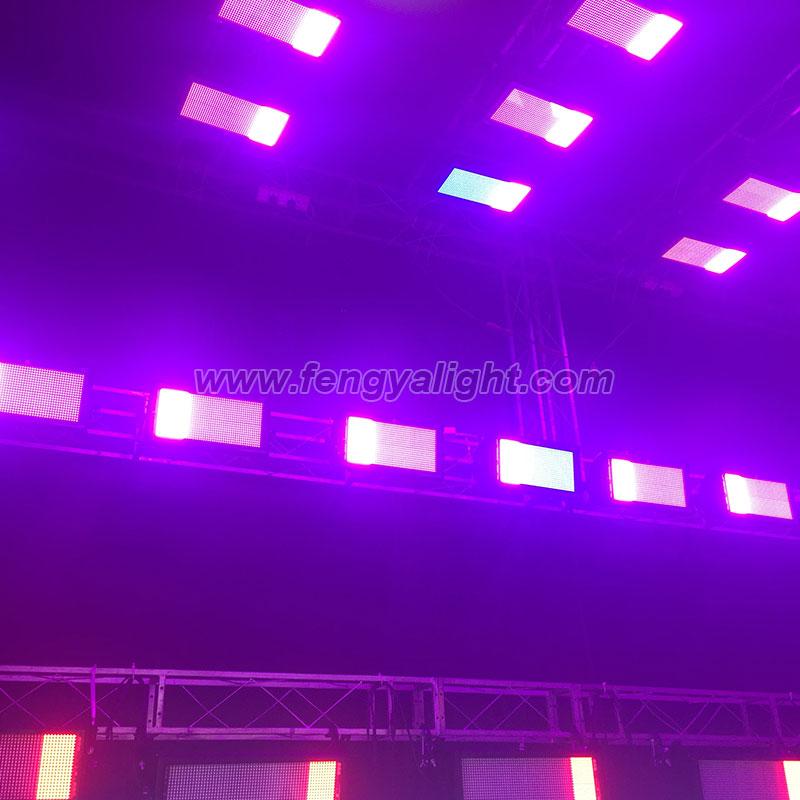 1000w rgb led dmx strobe stage light