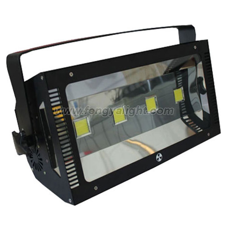 4X50W White LED dmx strobe light