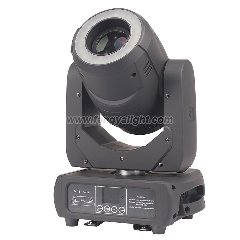 water ripple effect 150w LED spot moving head light