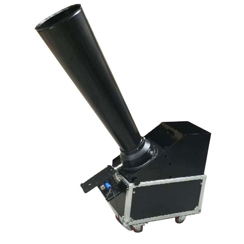 Big Co2 confetti cannon machine