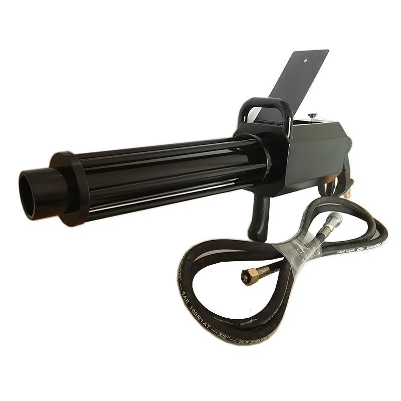 Handhold Co2 confetti gun for party